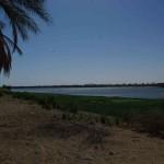 Niltal im Sudan