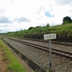 Kitandililos Bahnhof