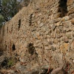 vergessene portugiesische Festung