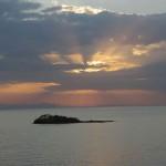 Sonnenaufgang Lake Tana