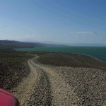 Abfahrt vom Lake Turkana