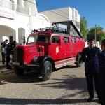 Zu Besuch bei der Feuerwehr in Medenine