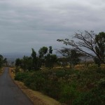 Hauptverkehrsstraße nach Kenia