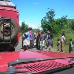 Kenia to SA 022