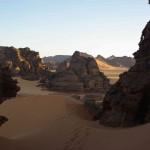 Magie eines Wüstengebirges (Akakus)