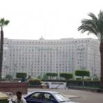 des Reisenden Alptraum - El Mogamma, ägyptische Verwaltung u.a. für Visa-Angelegenheiten