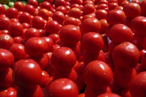 Tomatenkunst