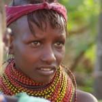 Turkana Maedchen