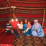 Herrn Salim Made Obary mit Gästen