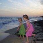 am Strand von Nabeul