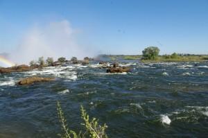 bis hier ist der Zambezi ja harmlos