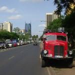 Ankunft in Nairobi