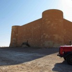 Gedenkfestung in Tobruk